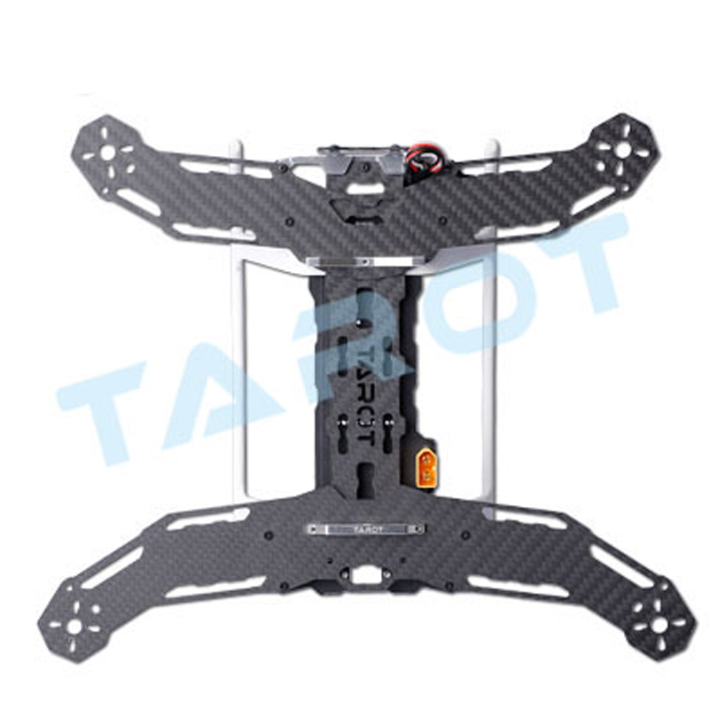 Ormino Fpv Quadcopter Frame Kit Tarot 300 Mini Drone Frame RC Racing Frame Quadcopter Fpv Drone Glass Carbon Fiber Frame frog lite fission version frame base rack chassis for rc fpv racing drone quadcopter