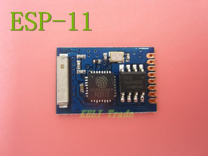Free Shipping 20pcs/lot ESP8266 serial WIFI model ESP-11 ESP11 Authenticity Guaranteed