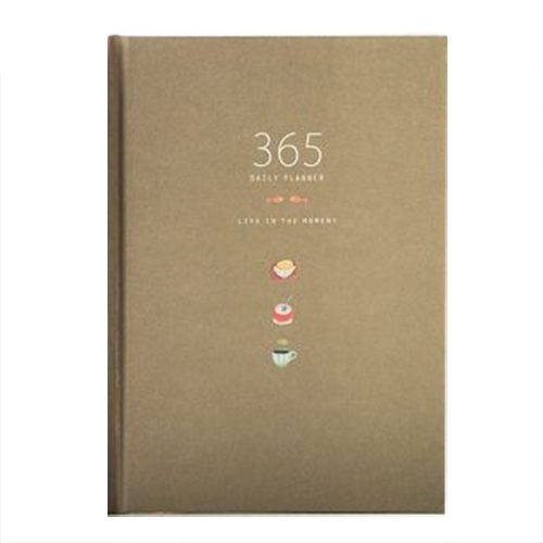 365 days personal diary planner hardcover notebook diary office weekly schedule cute stationery Coffee microsoft office 365 personal для windows macos и ios box