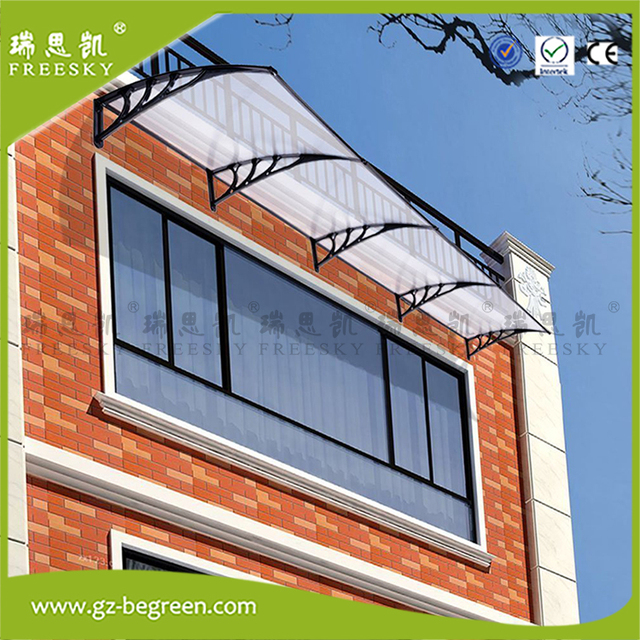YP100300 100x200cm 100x300cm 100x600cm Door Canopy Outdoor Diy Window Awning Kit House Decorator Patio Sun Shade