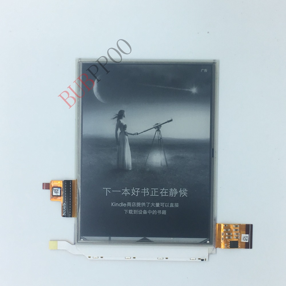 ED060XD4(LF)C1 For Amazon Kindle PAPERWHITE2 PAPERWHITE 2 Ebook  Eink Lcd Display Touch Screen digitize ED060XD4(LF)T1 00 U2  00paperwhite 2touch screenpaperwhite lcd