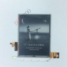 ED060XD4 (LF) C1 لأمازون أوقد PAPERWHITE 2 ورقة بيضاء 2 Ebook Eink شاشة إل سي دي باللمس رقمنة ED060XD4 (LF) T1 00 U2 00
