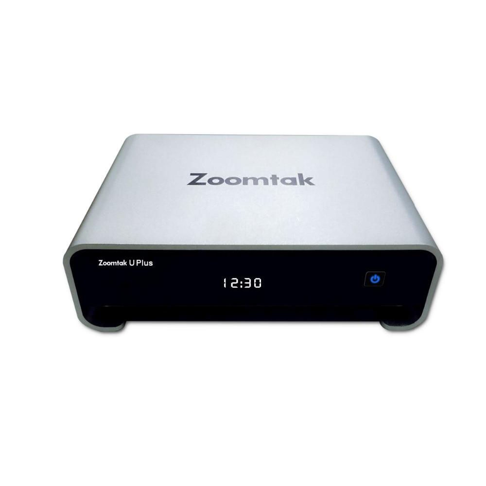Zoomtak U plus Android 6.0 TV Box Amlogic S912 Octa Core H.265 2.4G+5.8G Dual WiFi Bluetooth 4.0 2G DDR3 16G eMMC Set Top Box zoomtak u plus tv box android 6 0 octa core amlogic s912 2gb ram 16gb emmc kodi 16 1 bluetooth 4 0 dual band wifi