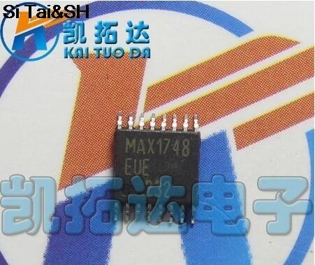 1PCS MAX1748 MAX1748EUE  TSSOP16
