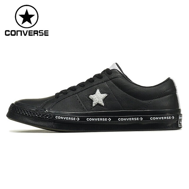 fe28f4b83521 Original New Arrival 2018 Converse Unisex Skateboarding Shoes Canvas  Sneakers