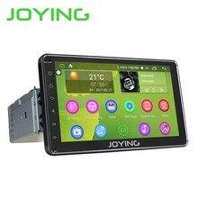 Радуясь один din 7 «HD 1024*600 экран четырехъядерный Голосовая команда SWC GPS навигация 1 ГБ Android 6,0 Автомобильный Радио стерео аудио плеер