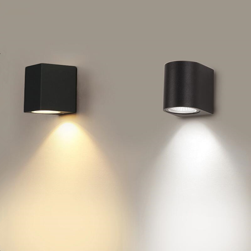 5w Led Outdoor Lighting Wall Light Lamp