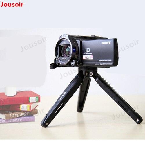 Mini trépied de bureau caméra cadre vis intelligente nuage talon feiyu stabilisateur sous en alliage d'aluminium, plus fixe caméra CD50