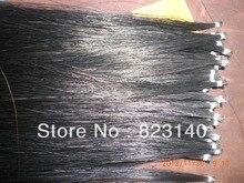 30 Strängen Schwarz Bogen haar, geigenbogen haar 6 gramm jedes hank 81 cm