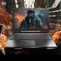 Gaming Laptop Windows 10 Laptops 15.6 Notebook Core i7 8750H Computer Gamer gtx 1060 Notebooks 8G 128GPCIE+1T 144Hz pc Portable