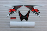 Motorcycle high quality ABS fairing modified mudguard fit for Suzuki GSX R 600 K8