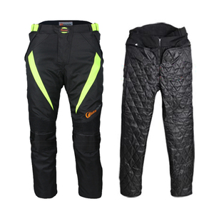 Image 5 - חדש מגיע! רכיבה שבט שחור לשקף מירוץ חורף מעילים ומכנסיים, אופנוע עמיד למים מעילי חליפות מכנסיים