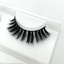free shipping in stock 1 pair Horse hair eyelash premium quality pony false eyelash strip lashes