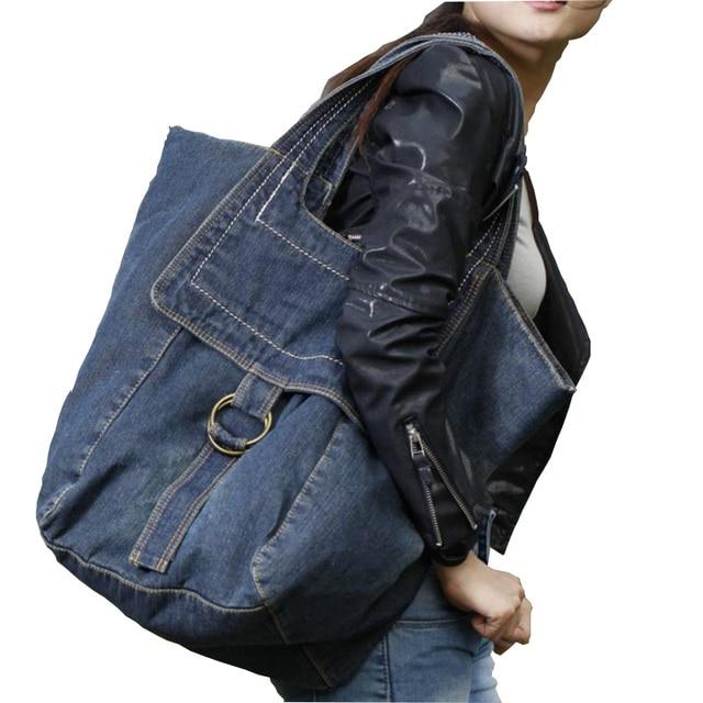Denim Women's Bag Jeans...
