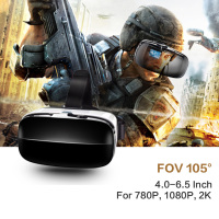 Newest Google Cardboard 2 0 Version VR Box VR 3D Glasses Virtual Reality Glasses VR BOX