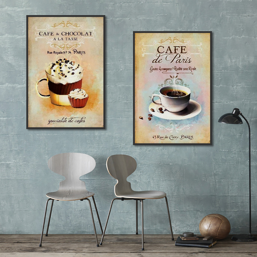 Nordic-Poster-Vintage-Modern-Minimalist-Coffee-Dessert-Canvas-painting-Abstract-Home-Decoration-Kitchen-Wall-Pictures-Unframed (4)