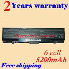 JIGU NEW 6 CELL Laptop battery for Dell 312-0711 451-10660  453-10044  MT342  RM791 Studio 1735  Studio 1737