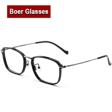 New arrived hot sale most popular Retro pure titanium full rim spectacles eyeglasses frame prescription glasses  #38272