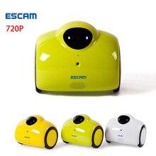 Escam Robot QN02 WIFI wireless IP Camera HD 720P 1MP Remote Move IP cam font b