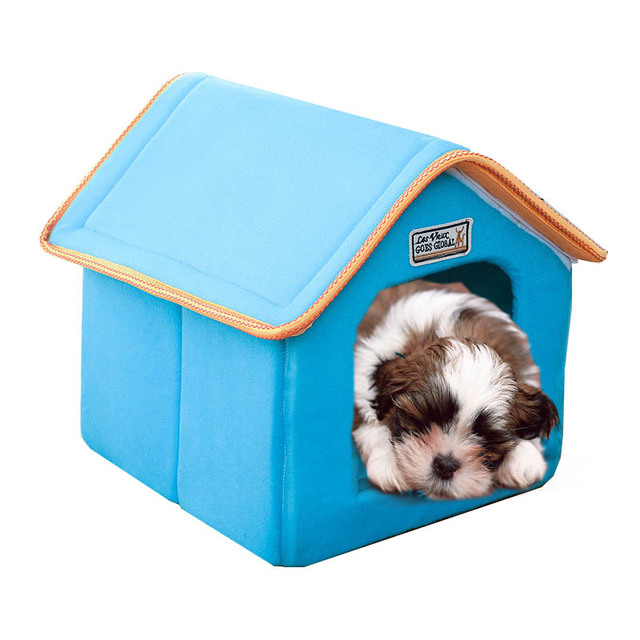 chihuahua dog houses cute cat dog house dog bed pet bed warm soft dogs kennel 1669