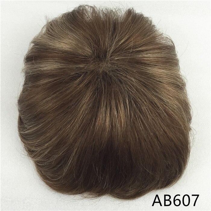 Сильная красота парик синтетические волосы парик выпадение волос топ кусок парики 36 цветов на выбор - Цвет: Жук