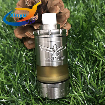 цена на Vapor Giant M5 MTL RTA 5ml Capacity 23mm 316 stainless steel Tank For Vaporizer Box Mod Rebuildable E cigarette Hookah Atomizer
