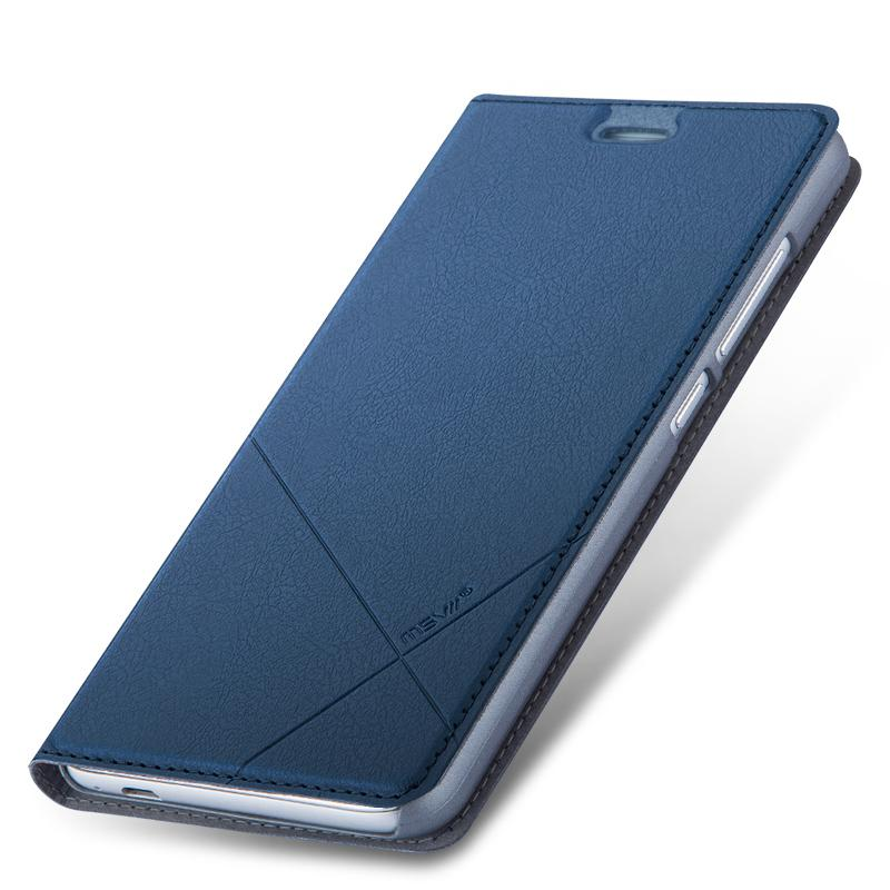 imágenes para El más nuevo Para Xiaomi Redmi Nota 3 Caso de Lujo Fundas de Cuero Del Tirón Caso de la cubierta para Xiaomi Redmi Nota 3 Contraportada Inteligente Wake arriba/Sueño