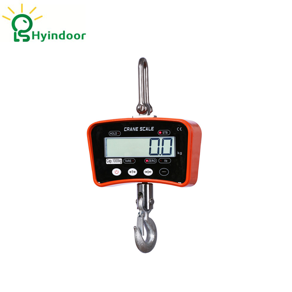 500kg High Precision Portable Electronic Weighing Scales Digital Hanging Hook Scale(YDS-M2 500) цена 2017