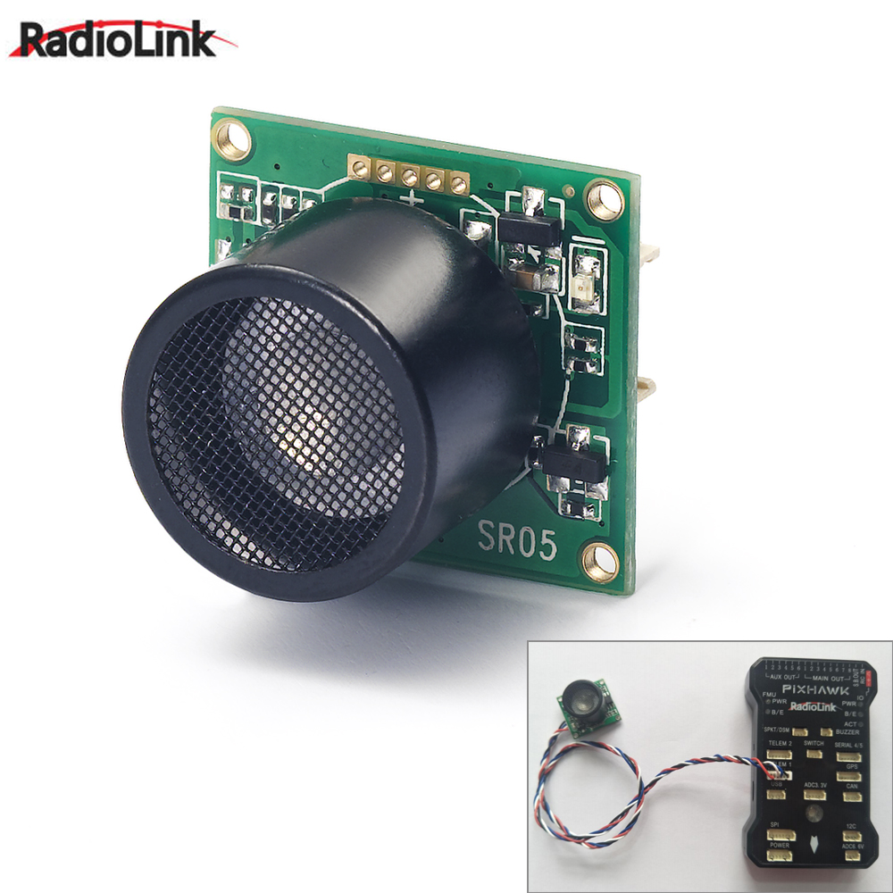 New Radiolink Ultrasonic Sensor Su04 For Radiolink Pixhawk / Mini PIX RC Accessories