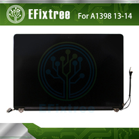 NEW 2013 2014 661 8310 A1398 LCD Assembly For Macbook Pro 15'' Retina A1398 LCD Display Screen Assembly ME293 ME294 MGXA2 MGXC2
