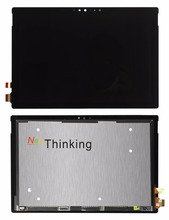 NeoThinking Lcd Assembly For Microsoft Surface Pro 4 1724 / For Microsoft Surface Pro 5 1796 touch Screen Digitizer Replacement