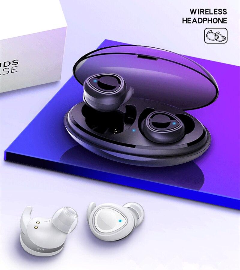 Casque Bluetooth sans fil 5.0 tws appariement automatique appel Binaural sport mains libres casque sport écouteurs casque de jeu