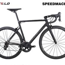 costelo speedmachine Дорожные углерода велосипед полный велосипед 38 мм колеса углерода Completo bicicletta Bicicleta COMPLETA