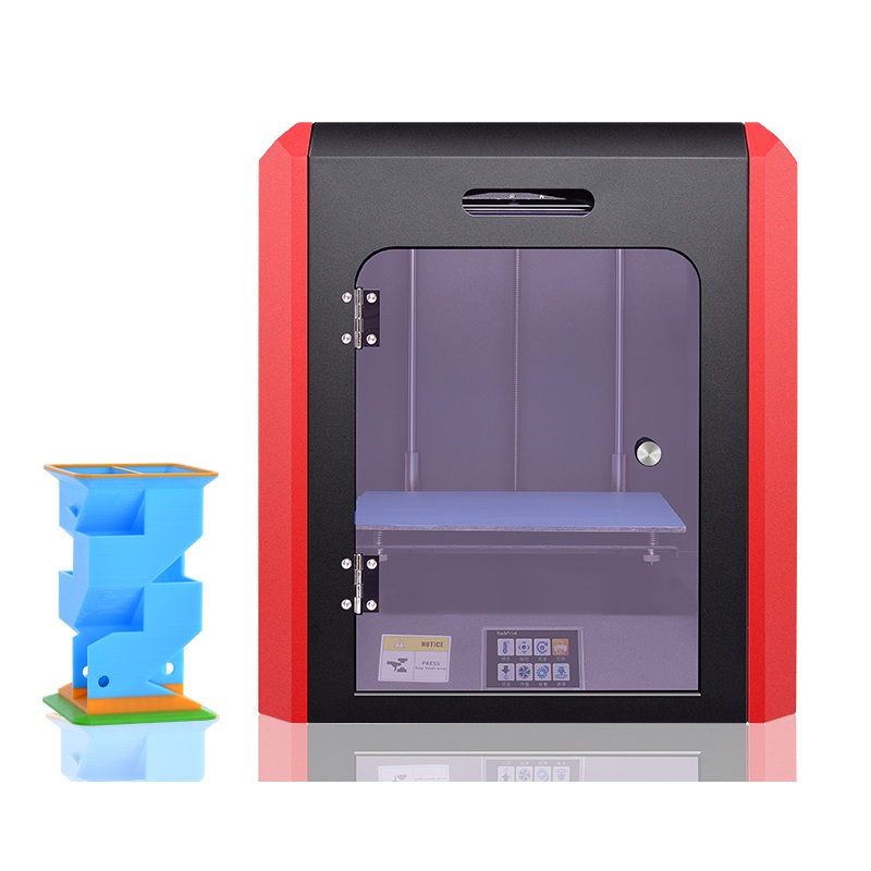 Top 3D Printer ET K1 Great Quality Cost Effective Auto Leveling Fused Deposition Modeling Single Extruders