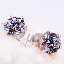 925 Sterling Silver Stud Earring
