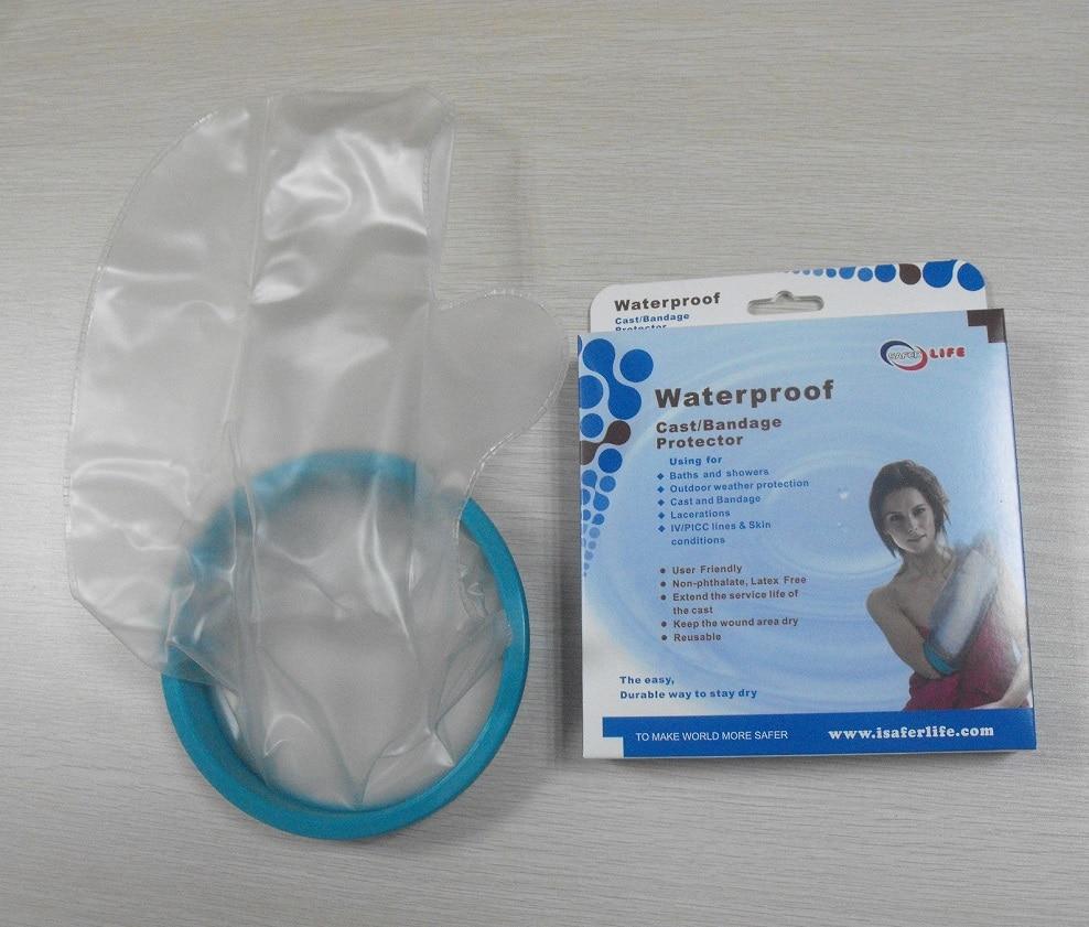 ᐂ3pcs Sample Bandage Protector Cast Cover For Swimming Bandage