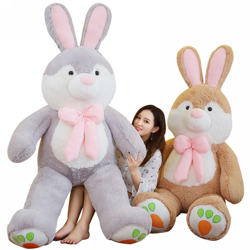 59/'/' Cute Rabbit Plush Toys Soft Stuffed Animals Doll Birthday Gift Pillow