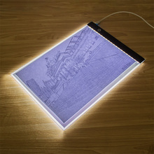 Graphic Writing Painting Light Box Tracing Pads Digital Drawing Tablet LED 3rd gear dimming / free