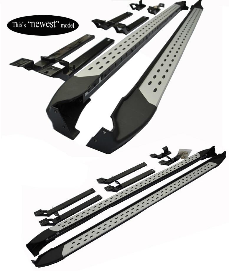 estribo lateral da barra nerf para o Subaru XV XV XV Crosstrek - Peças auto - Foto 3