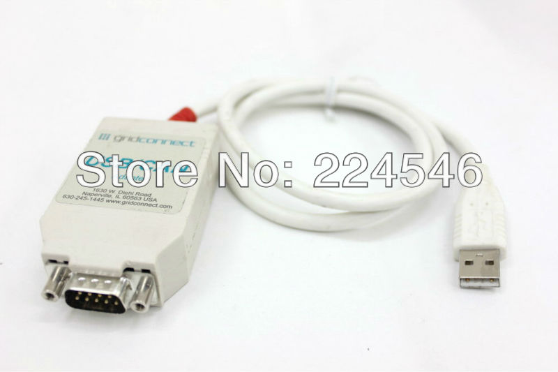 USED ITEM Gridconnect USB CAN Interfaces Adapter Cable PCAN USB