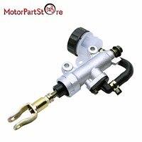 Rear Master Cylinder Hydraulic Brake Pump For Honda CR125 CR250 CR500 1990 2001