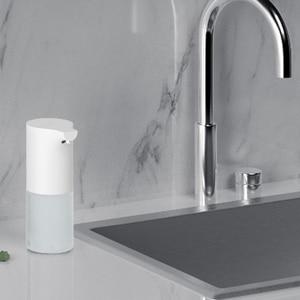 Image 5 - الأصلي شاومي Mijia التلقائي التعريفي رغوة غسل اليد التلقائي الصابون 0.25s الأشعة تحت الحمراء الاستشعار للمنازل الذكية