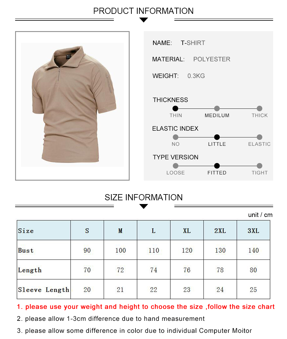Details of Turn Down Collar Outdoor Camping Shirt