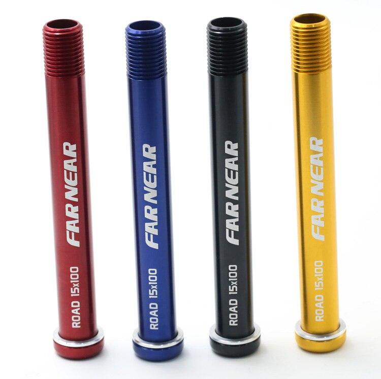 Farnear front QR dla drogi widelce 15*100mm (oś przednia) w Szpikulce od Sport i rozrywka na AliExpress - 11.11_Double 11Singles' Day 1