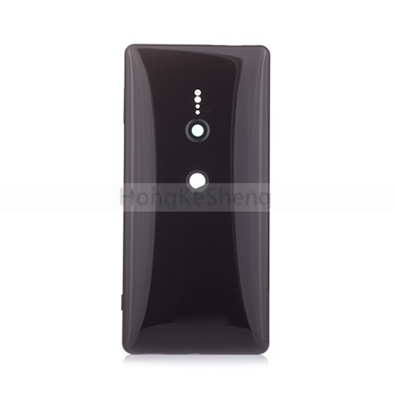 OEM Rear Housing Assembly Replacement Back Battery Cover Rear Door Housing Case Replacement for Sony Xperia