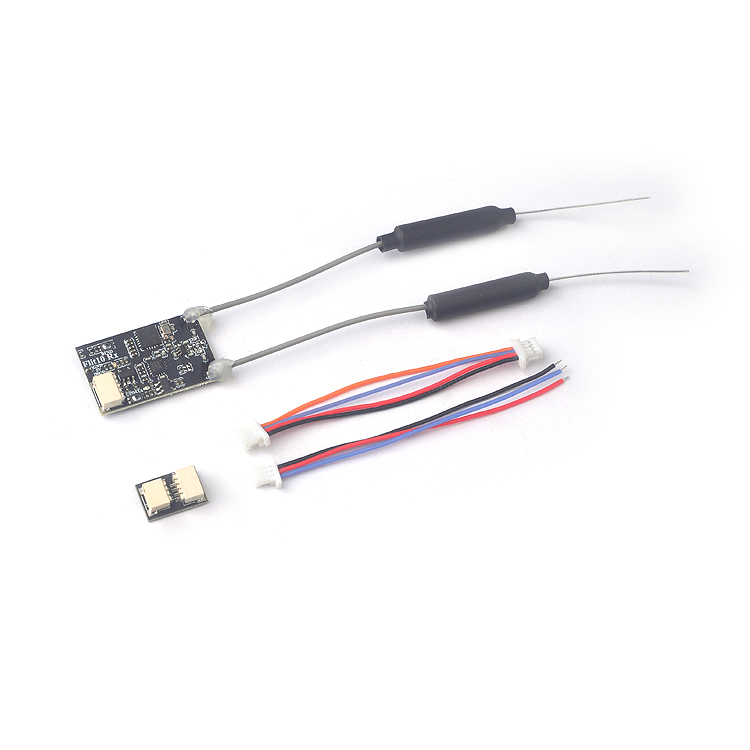 JMT Flit10 2.4G 10CH Micro Telemetry Flysky Compatible Ibus RC Receiver For FS-I6X FS-i6S Turnigy Evolution RC FPV Racing Drone