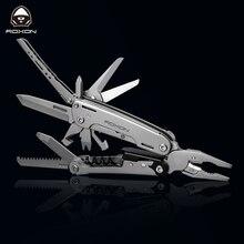 Новые многофункциональные инструменты, складные клещи, для повседневного использования, ножницы, многофункциональные инструменты для походов и рыбалки, клещи, отвертка, биты, мультитул, нож для выживания