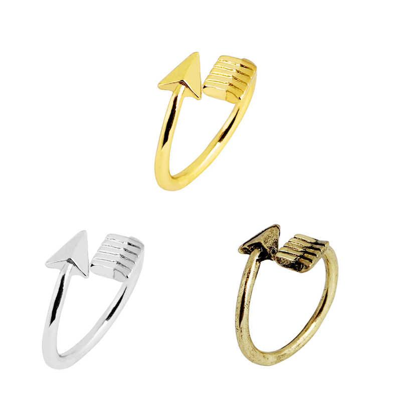 Women Cupid S Arrow Ring Cute