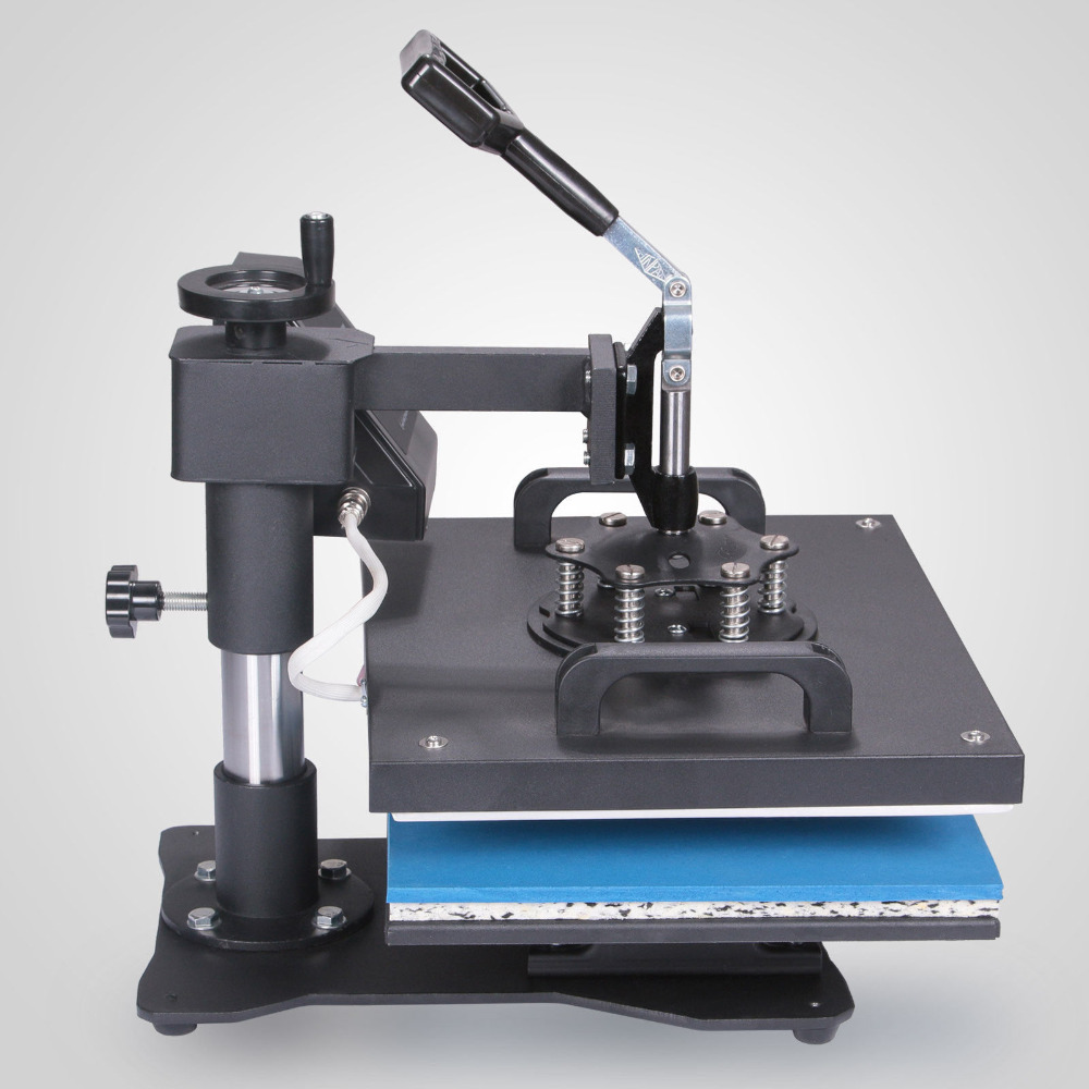 Multifunctional Hot Press Machine 5in1 Combo T Shirt Heat Press Sublimation Transfer Printing
