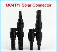 10 Pairs MC4 T/ Y Branch Cable Solar PV MC4 Branch Connectors Solar Energy Adapter Lifetime Warranty